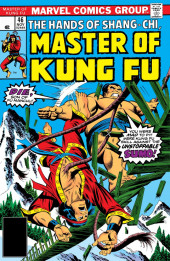 Master of Kung Fu Vol. 1 (Marvel - 1974) -46- (sans titre)