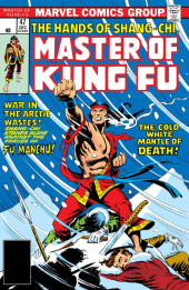 Master of Kung Fu Vol. 1 (Marvel - 1974) -47- War in the Arctic Wastes! The Cold White Mantle of Death!