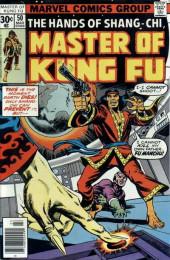 Master of Kung Fu Vol. 1 (Marvel - 1974) -50- (sans titre)