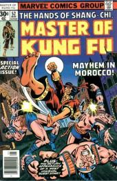 Master of Kung Fu Vol. 1 (Marvel - 1974) -52- Mayhem in Morocco!