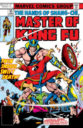 Master of Kung Fu Vol. 1 (Marvel - 1974) -53- Twin Swords...Swift Death!
