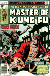 Master of Kung Fu Vol. 1 (Marvel - 1974) -54- Death Wears Three Faces!