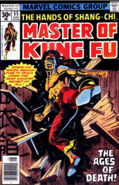 Master of Kung Fu Vol. 1 (Marvel - 1974) -55- The Ages of Death!