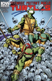 Teenage Mutant Ninja Turtles (2011) -8A- Enemies old, enemies new, part. 4