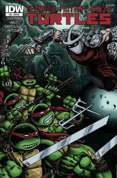 Teenage Mutant Ninja Turtles (2011) -35RE- Monsters, misfits and madmen, part. 3