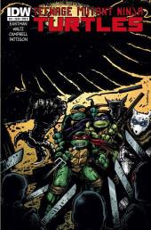 Teenage Mutant Ninja Turtles (2011) -31B- Northampton, part. 3