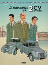 La naissance de la 2 CV Citroën - La naissance de la 2 cv citroën