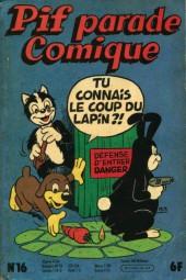Pif Parade Comique -16- Tu connais le coup du lapin?!