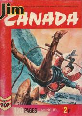 Jim Canada -201- La piste blanche