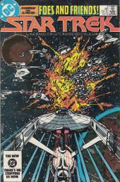 Star Trek (1984) (DC comics) -3- Chapter III: Errand of War!