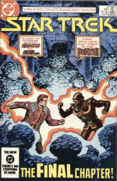 Star Trek (1984) (DC comics) -4- Chapter IV: Deadly Allies!