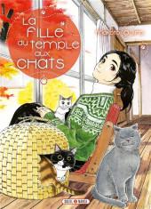 La fille du temple aux chats -6- Tome 6