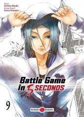 Battle Game in 5 seconds -9- Tome 9