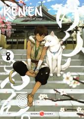 Ken'en - Comme chien et singe -8- Tome 8