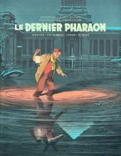 Blake et Mortimer (Les Aventures de) -HS3TL3- Le Dernier Pharaon