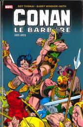 Conan le barbare : l'intégrale -2- 1971-1972
