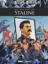 Ils ont fait l'Histoire -32- Staline