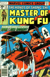 Master of Kung Fu Vol. 1 (Marvel - 1974) -57- Rage of the Red Baron!