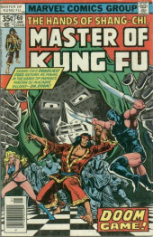 Master of Kung Fu Vol. 1 (Marvel - 1974) -60- Doom Game!