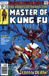 Master of Kung Fu Vol. 1 (Marvel - 1974) -62- Coast of Death!