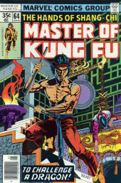 Master of Kung Fu Vol. 1 (Marvel - 1974) -64- To Challenge a Dragon!