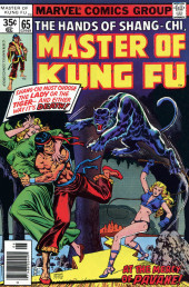 Master of Kung Fu Vol. 1 (Marvel - 1974) -65- At the Mercy of Pavane!