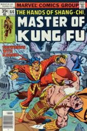 Master of Kung Fu Vol. 1 (Marvel - 1974) -66- Showdown with Kogar!