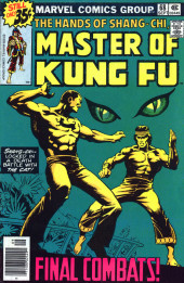 Master of Kung Fu Vol. 1 (Marvel - 1974) -68- Final Combats!