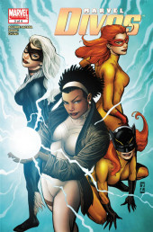 Marvel Divas (Marvel - 2009) -3- (sans titre)