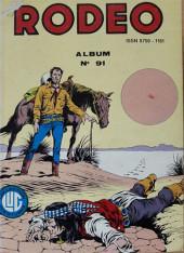 Rodéo -Rec91- Album N°91 (du n°410 au n°412)