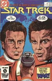 Star Trek (1984) (DC comics) -6- Choose Wrong... and It's War!