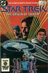 Star Trek (1984) (DC comics) -7- The Origin of Saavik!