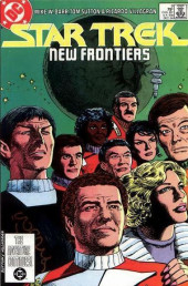 Star Trek (1984) (DC comics) -9- New Frontiers, Chapter I ...Promises to Keep