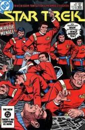 Star Trek (1984) (DC comics) -10- New Frontiers, Chapter 2: Double Image