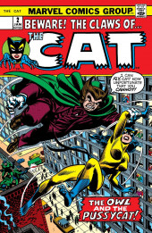 Cat (The) (Marvel - 1972) -2- The Owl and the Pussycat