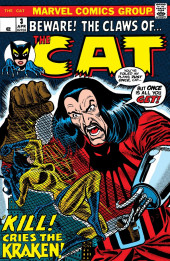 Cat (The) (Marvel - 1972) -3- Kill! Cries de Kraken!