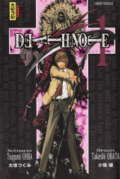 Death Note -1a- Tome 1