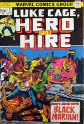 Luke Cage, Hero for Hire (Marvel - 1972) -5- Don't Mess With Black Mariah!