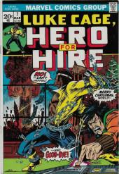 Luke Cage, Hero for Hire (Marvel - 1972) -7- (sans titre)