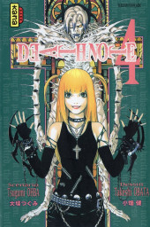 Death Note -4b- Tome 4