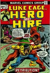 Luke Cage, Hero for Hire (Marvel - 1972)