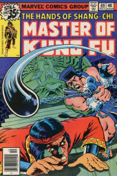 Master of Kung Fu Vol. 1 (Marvel - 1974) -69- (sans titre)