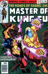 Master of Kung Fu Vol. 1 (Marvel - 1974) -72- Suddenly... Shockwave!