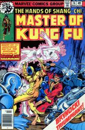Master of Kung Fu Vol. 1 (Marvel - 1974) -74- Brynocki Triumphant!