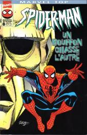 Marvel Top -8- Spider-man: un bouffon chasse l'autre