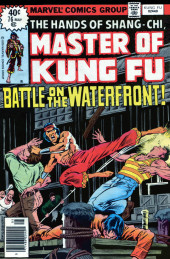 Master of Kung Fu Vol. 1 (Marvel - 1974) -76- Battle on the Waterfront!