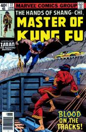 Master of Kung Fu Vol. 1 (Marvel - 1974) -77- Blood on the Tracks!