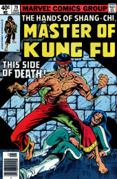 Master of Kung Fu Vol. 1 (Marvel - 1974) -79- This Side of Death!