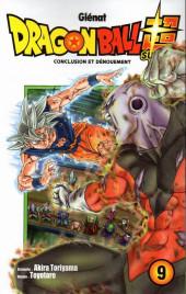 Dragon Ball Super -9- Conclusion et dénouement
