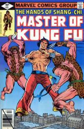 Master of Kung Fu Vol. 1 (Marvel - 1974) -81- (sans titre)